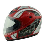 Full face helmet from China (mainland)