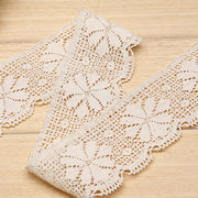 55mm Inserted Cotton Table Linen Lace from China (mainland)