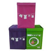 Non-woven Fabric Storage Basket Manufacturer
