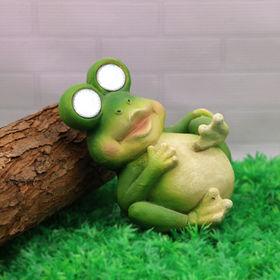 New Solar frog ornament Manufacturer