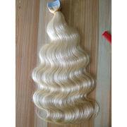 Human hair weft from China (mainland)