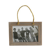 Weathered Wood 4x6 Hanger Photo Frame Manufacturer
