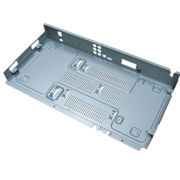 Custom Automotive DVD Chassis Metal Stamped Parts from China (mainland)