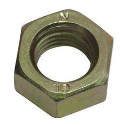 Hex Nut, DIN 934, DIN 555, A194 2H, A563 DH, DIN 6915, Tuerca Hexagonal Shape