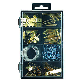 88pcs picture hanger assortment sets from China (mainland)
