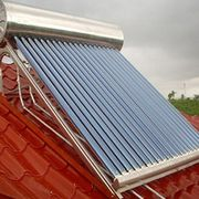 China Solar water heater