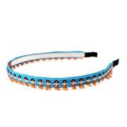 Bohemia Korean Colorful Hair Bands from China (mainland)