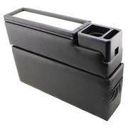 Car console box sliding and single row style from China (mainland)