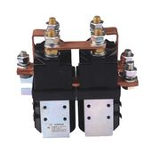 DC Contactor 400A 12V Double Pole Manufacturer