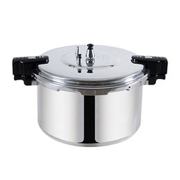 Big size aluminum pressure cooker from China (mainland)