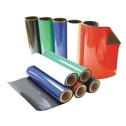 Flexible rubber vinyl magnet roll Manufacturer