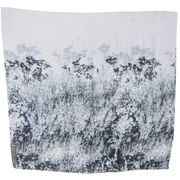 Floral Printed Polyester Scarves from China (mainland)