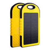 Solar mobile phone chargers for smart phone made in China