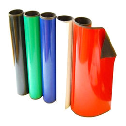 Flexible Plastic Rubber Magnet Roll from China (mainland)