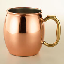 Copper Mug from India