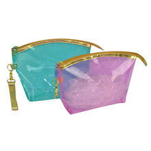 Transparent PVC cosmetic bag from China (mainland)