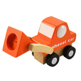 2015 different shape wooden mini toy cars from China (mainland)