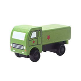2015 Green Mini Wooden Military Vehicles Toys from China (mainland)