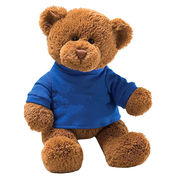 new plush brown teddy bear from China (mainland)