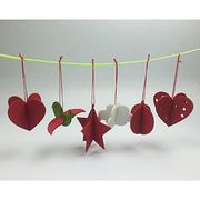Christmas hanging components from China (mainland)