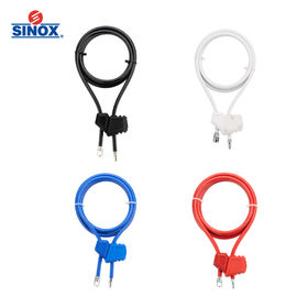 Multi-function Double Loop Cable Lock from Taiwan