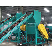 PP woven bag recycling machinery from China (mainland)