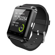 Smart watch with LCD screen, suitable for iOS and Android systems