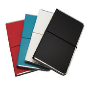 Metal rim PU notebook from China (mainland)