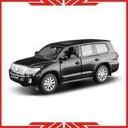 Wholesale Licensed Toyota car model toy Land Cruiser car mod, Licensed Toyota car model toy Land Cruiser car mod Wholesalers
