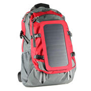 China 7W Solar Charger Backpack