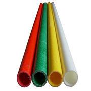 China GRP Epoxy Colorful Fiberglass Tube