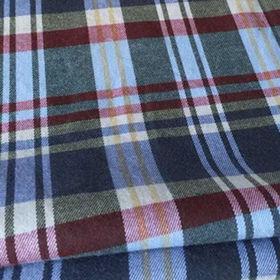 China Cotton yarn-dyed check
