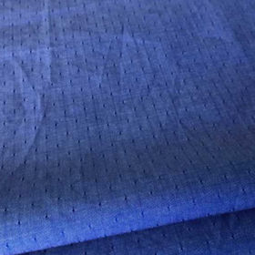 China Cotton yarn-dyed shirting fabric with dobby/motif