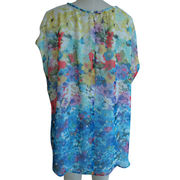 Transfer printed women's top from China (mainland)
