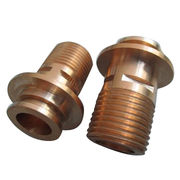 CNC machining bronze bolt from Hong Kong SAR