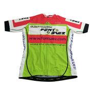 Full Sublimation Printed OEM Bike Clothing from China (mainland)