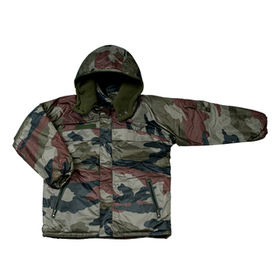 China Camo winter jacket