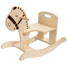 2015 wooden rocking horses toy