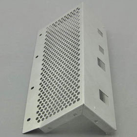 Stamped Metal Parts Covers from China (mainland)