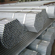 Hot-dip galvanized steel tubes from China (mainland)