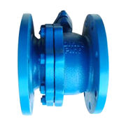 DIN flanged ball valve from China (mainland)