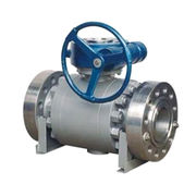 Flanged Ball Valve from China (mainland)