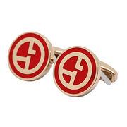 Stainless steel cufflinks from China (mainland)