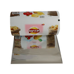 Automatic Plastic Packaging Film Roll from China (mainland)