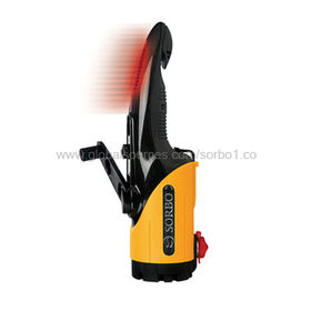 China Emergency Car Tool Kit Car Hammer Seatbelt Cutter with Rechargeable LED Flashlight