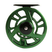 China OEM factory aluminum alloy fly fishing reel, special custom service provided