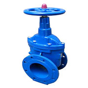Flanged API industrial GATE VALVE A216 WCB from China (mainland)