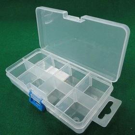 Plastic box from Taiwan