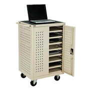 12 laptop storage and charging cart from China (mainland)