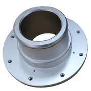 CNC machining industrial flange connector from Hong Kong SAR